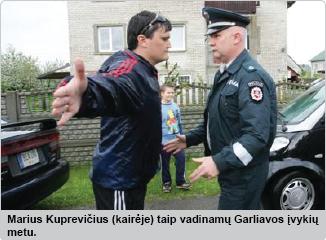 M. Kuprevičius