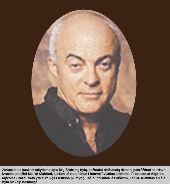 M. Klabinas