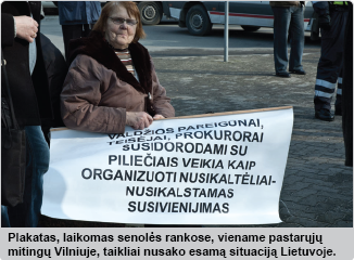 Taiklus plakatas